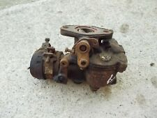 Farmall A B Bn Ih Tractor Working Zenith Carburetor Assembly