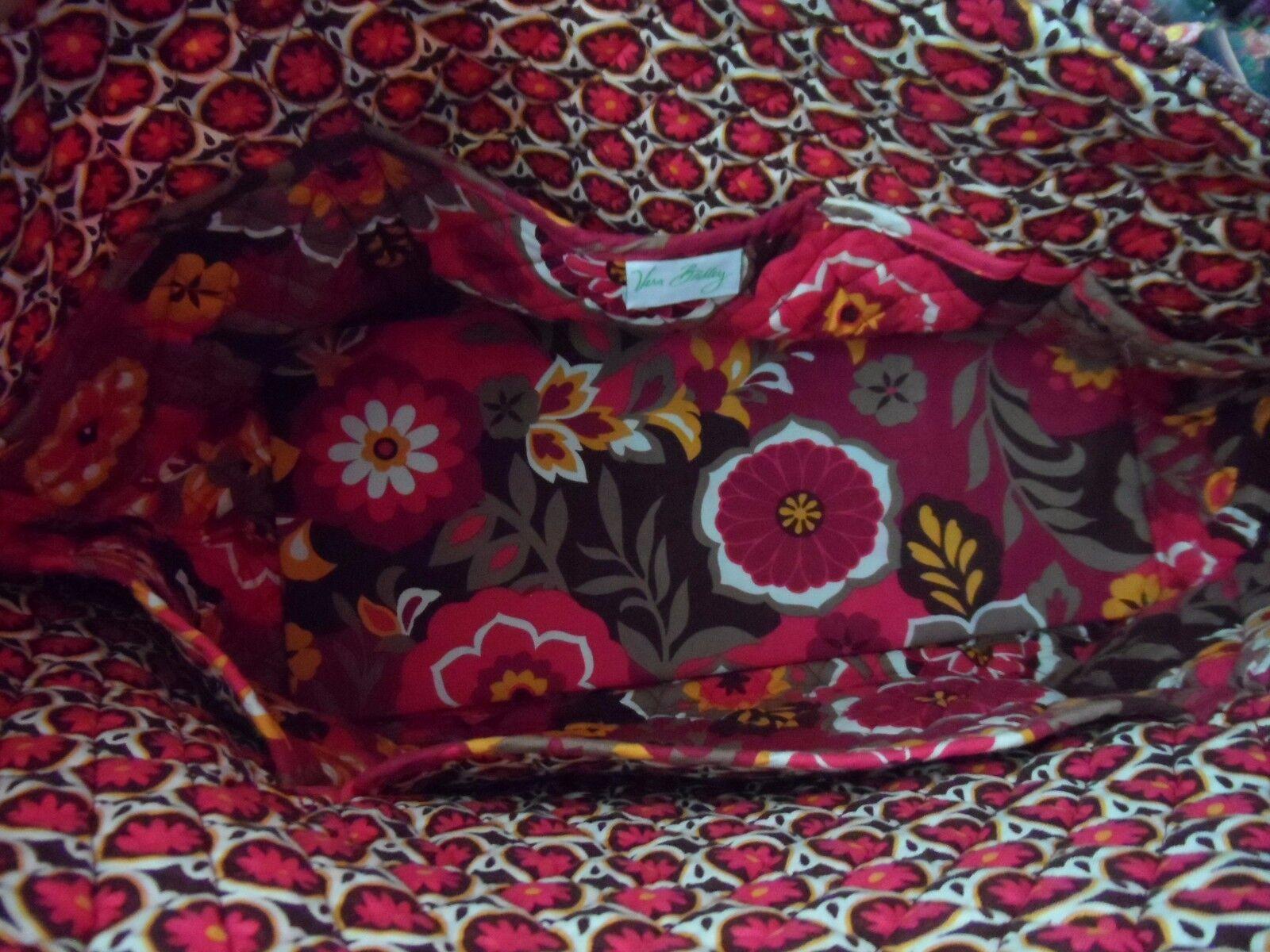 Vera Bradley Miller Bag in Carnaby pattern  - image 2