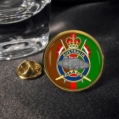 1st Armoured Regiment (Australia) Lapel Pin Badge Gift