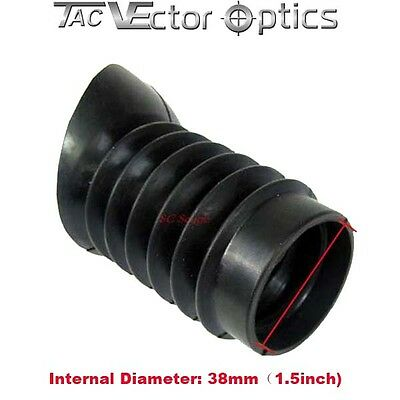 Vector Optics Rifle Scope Soft Ocular Recoil Rubber Cover Eye Protector Sunshade
