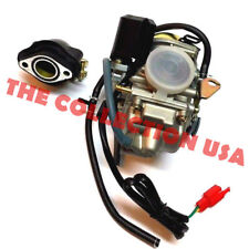 New 25mm Carburetor Gy6 150cc Taishan Scooter Moped Carb