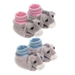 Li-l-Peepers-Esel-Hausschuhe-Bettschuhe-Kinderschuhe-Socke-Babychuhe-Schuhe