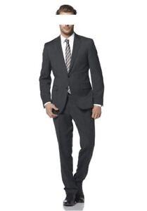 Details zu Class International Anzug 100% Schurwolle Gr.56 NEU Herren Sakko Hose Business