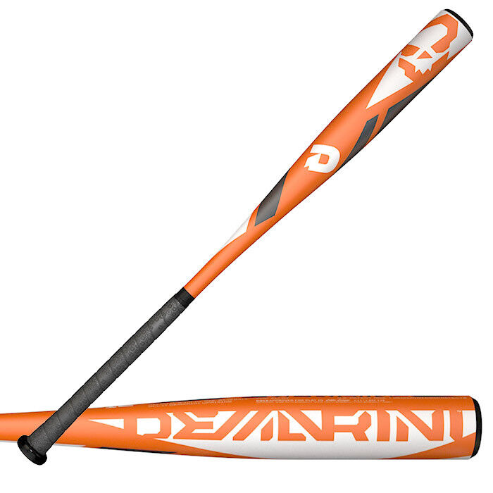 DeMarini UPL-17 28 16 Uprising Little League Baseball Bat 2 1 4  Slr Blk Org 2pc