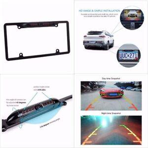 12 LED HD Cars Rears View Camera Auto Parking Reverse Backup Camera Night Vis ht