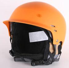 K2 Herren Stash Orange Skihelm