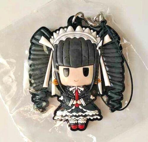 Danganronpa Deformed Rubber Strap Charm Celestia Ludenberg Anime Game Japan F//S