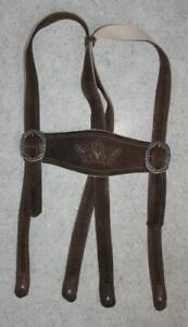 lange-Leder-HOSENTRAGER-zur-Trachten-LEDERHOSE-Trachtenhose-in-braun