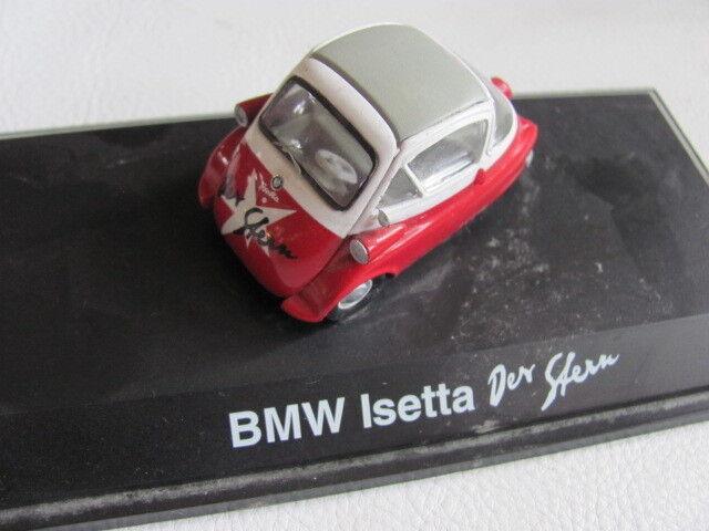 Schüco 1 43 BMW Isetta 250 rot Der Stern Sondermodell  | Online-Exportgeschäft