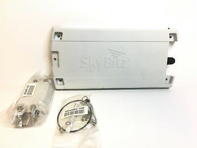 SkyBitz Falcon GXT5000 Solar Powered 3G//4G GPS Asset Management Tracking Device