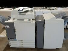 Riso Comcolor 7150 With Is950c Rip Scanner And Finisher Less 350k Meter