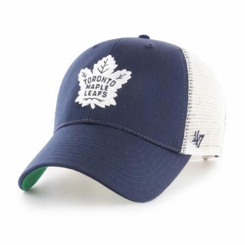 NHL Toronto Maple Leafs Cap Basecap adjustable Baseballcap MVP Branson Trucker