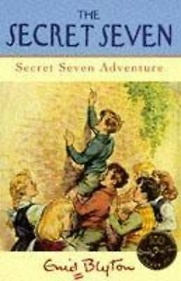 1 of 1 - The Secret Seven: Book 2 Secter Seven Adventure by Enid Blyton (P/B 2009)