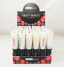 (6 Pack) BEAUTY TREATS Kissable Lip Balm #02 Claudia Stevens Hydro-Gel Over Night Patches