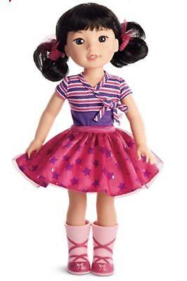 American Girl Wellie Wisher Emerson Doll NEW NIB Emmerson Welly Weilie Wish