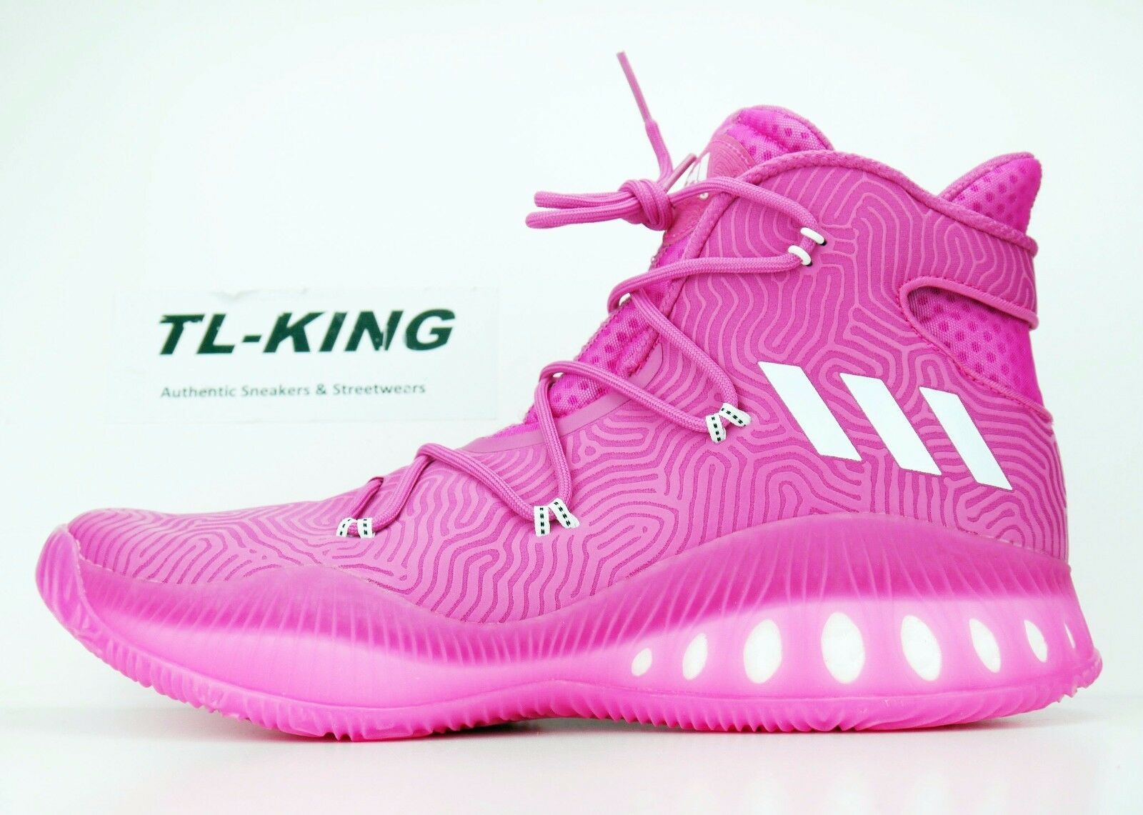 Adidas SM Crazy Explosive BCA Boost Pink NBA Player Exclusive PE BY3278 Ct