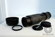 Canon EOS EF DSLR DIGITAL fit COSINA 300mm 900mm ZOOM lens for 500D 550D 600D