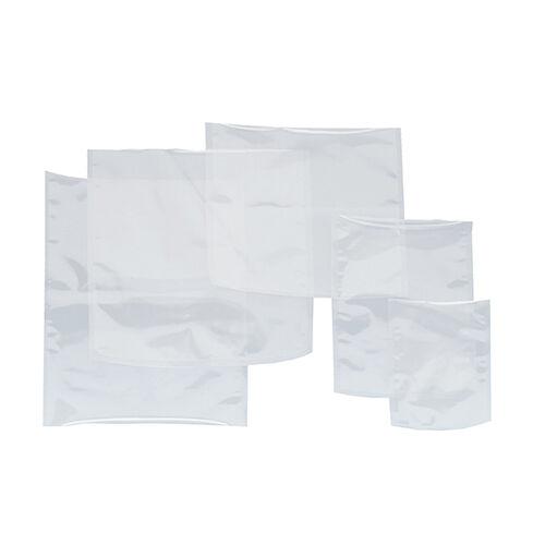 300 Sacchetti BORDO sigillo PA PE 60 CM x 40 cm TRASPARENTE 90my sacchetti sottovuoto impianti