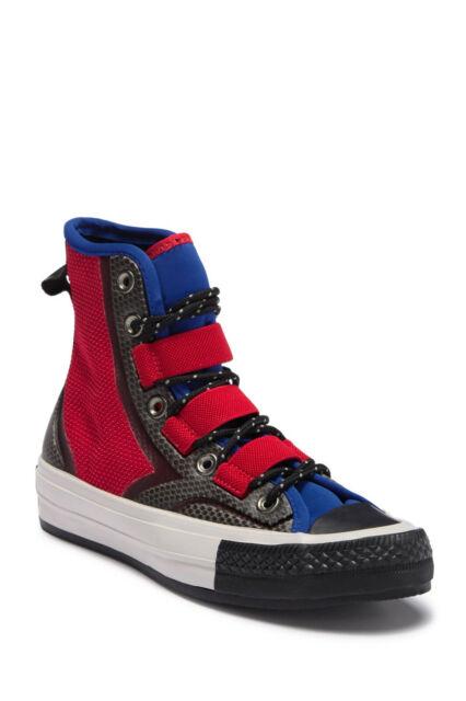 6.5 Converse Big Kid Chuck 70 Tech Hiker Hi Sneakers 262280C Black Youth 5-6