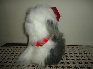 Singing-Christmas-Carols-SHEEPDOG-Battery-Operated