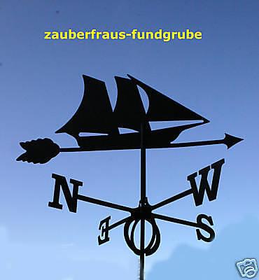 Wetterfahne Großes Segelschiff Segler Schiff Windjammer Versandkosten Frei Brd