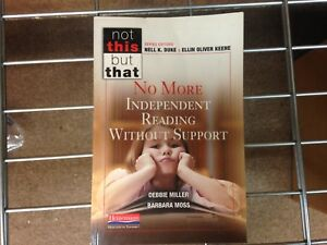 No More Independent Reading Without Supp