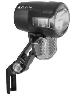 Scheinwerfer AXA Compactline 20 Switch Dynamo 6 Volt
