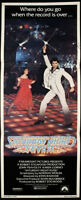 Saturday Night Fever Movie Poster Insert 14x36 Replica