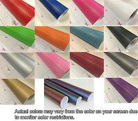 3d Carbon Fibre Vinyl 【10m(32.8ft) X 1.52m(59.8in)】wrap Film Sticker Airfree