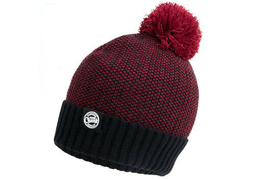 Black FOX NEW CHUNK Carp Fishing Bobble Hat Burgundy CPR763