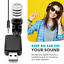 thumbnail 7 - Movo MA5U Mini Omnidirectional Microphone for USB, Computer, PC, Laptop, Gaming