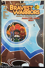Bravest Warriors Paralyzed Horse Giant #1 VF+ 1st Print Free UK P&P Boom Studios