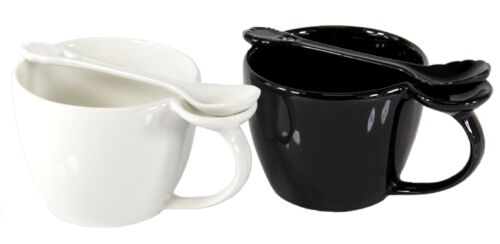 Super Kaffeetassen Teetasse Set Teelöffel Kaffeelöffel Kostenloser Versand