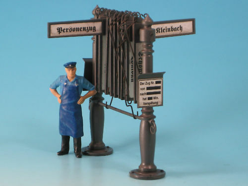 Handmade Model  Station-DIRECTION INDICATOR LARGE  1 22,5 scale (85360 F)