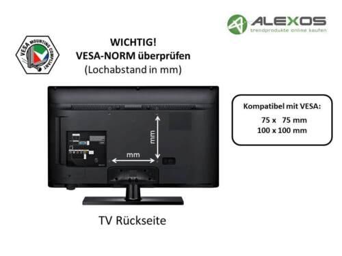 TV Wandhalterung A05 für BLAUPUNKT 15,6 16 18 18,5 20 21,5 22 23 23,6 24 25 Zoll