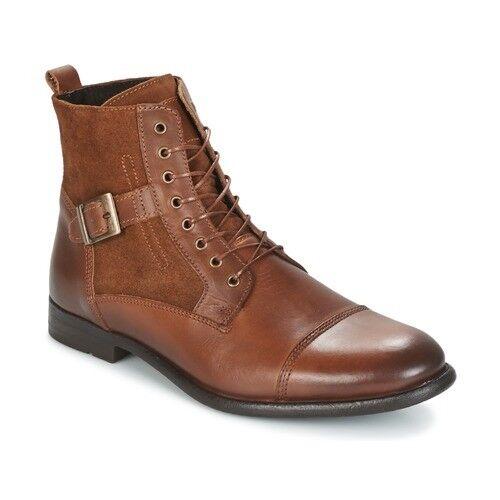 vendita con alto sconto Handmade Uomo Tan colore colore colore suede and leather Cap toe ankle stivali, Uomo lace up stivali  outlet
