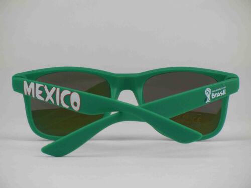 "FIFA Sunglasses World Cup Brazil 2014-Mexico /""El Tri/"" sol,gafas,oculos"