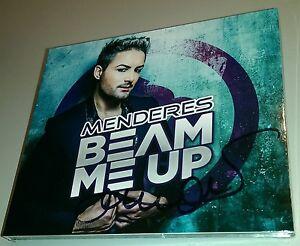 Menderes-Beam-Me-Up-1-Single-inkl-Original-Autogramm-10-Versionen-NEU-RAR