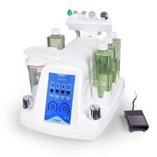 4in1 Ultrasonic RF Vacuum Hydro Facial Skin Whitening Tighten BIO Salon Machine