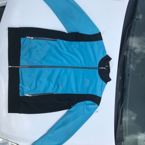 Gucci Tiger patch zipup jacket