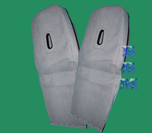 2 Oreck 010-0216 SMS Outer Cloth Bags Model XL 2000 Outlook 3000 Upright Vacuum