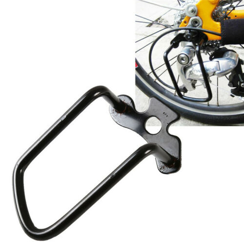 Cycling Bike Aluminum Bicycle Rear Gear Derailleur Chain Stay Guard Protector SH