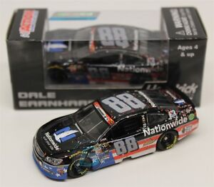 2015 DALE EARNHARDT JR #88 Nationwide Salutes Daytona Win 1:64 Action Diecast