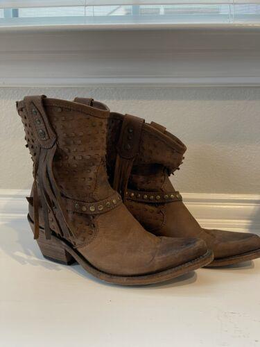 liberty black boots 8