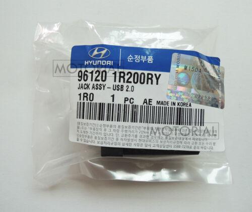 SOLARIS Genuine OEM AUX iPod USB Assy 2011 2012 2013 HYUNDAI ACCENT