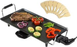 Andrew-James-Teppanyaki-Grill-Electric-Tabletop-Hotplate-Large-Non-Stick-Plate