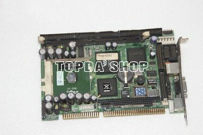 1pc Used  MSC-1600A-FAB  industrial Mainboard with CPU and RAm  DHL fedex ship