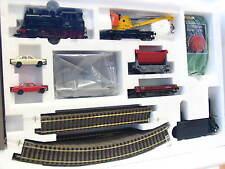 Fleischmann H0 633101 Starterset Dampflok BR 89 mit Güterwagen DB OVP (Z4965)