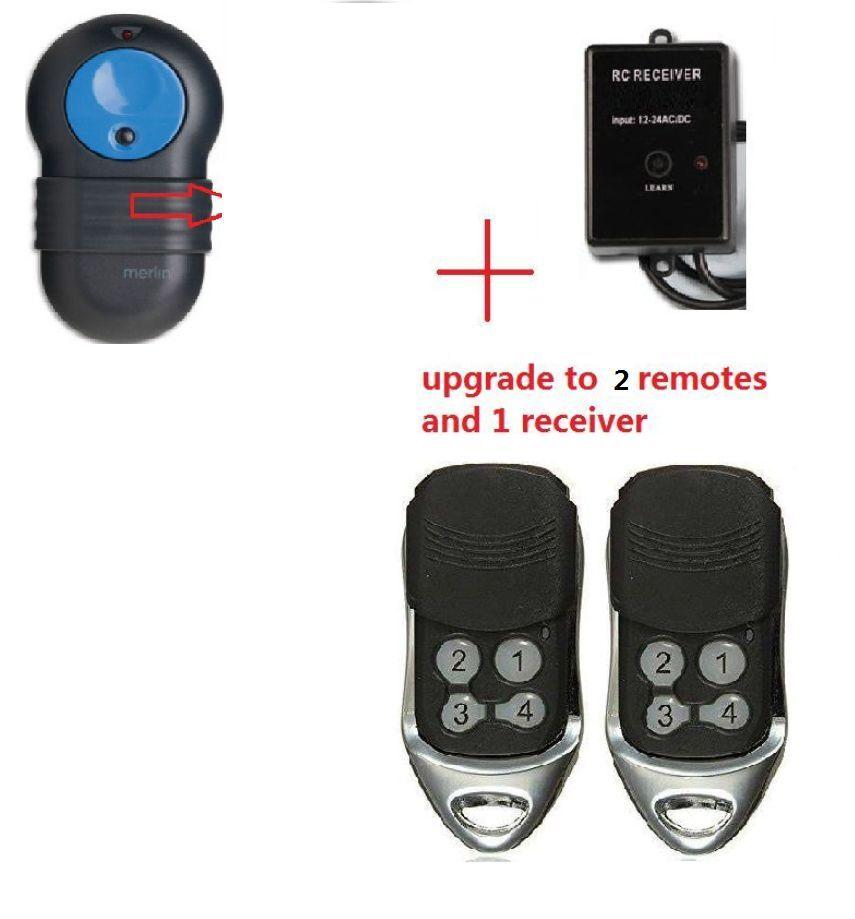 Garage Compatible Kit Upgrade M802 Merlin Door M872 430R