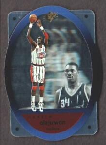 1996-SPx-Basketball-19-Hakeem-Olajuwon